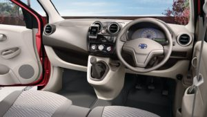 Datsun Go Plus Technology