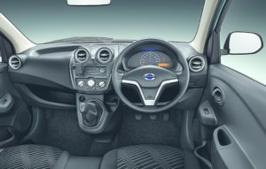 Datsun Go Plus Interior