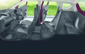 Datsun GO Plus Interior 7 Seats