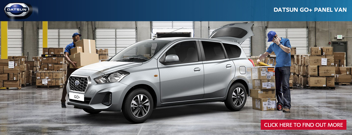 The 7 Seater Datsun Go Now Available At Cmh Datsun Pinetown